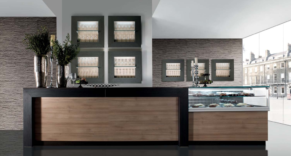 arredamento bar | chiani group viterbo - Arredamento Shabby Per Bar